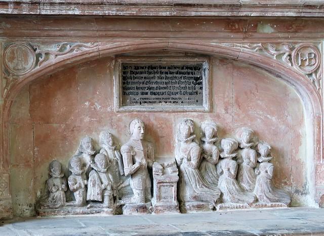 Tomb of Henry Berney, Reedham, Norfolk
