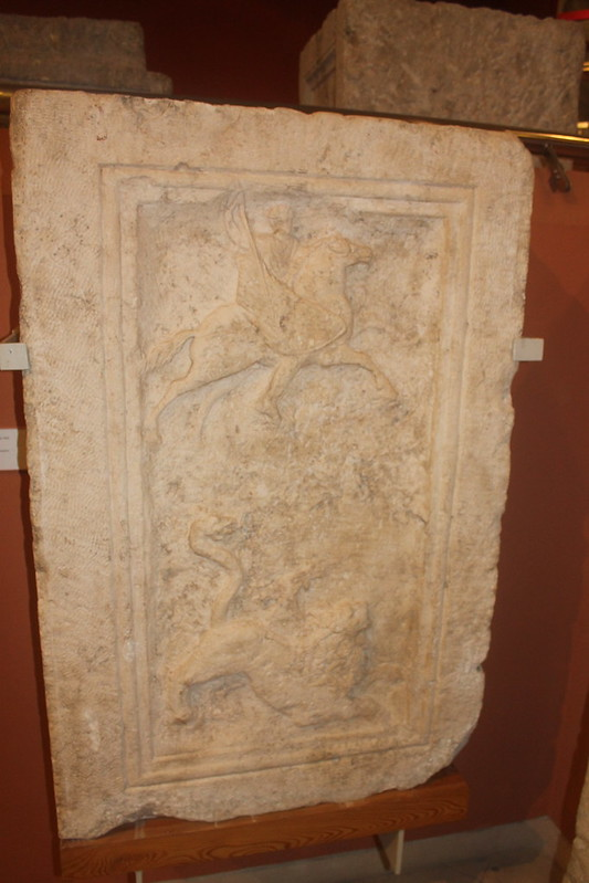 Relief of Bellerophon and the Chimera