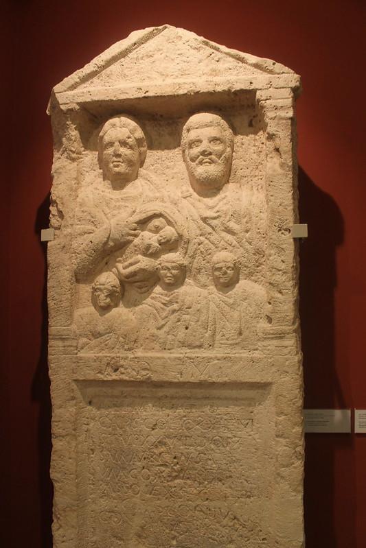 Funerary Monument of the Family of Aelius Munatius