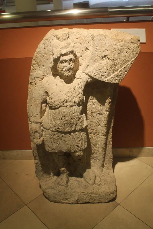 Relief of Virtus