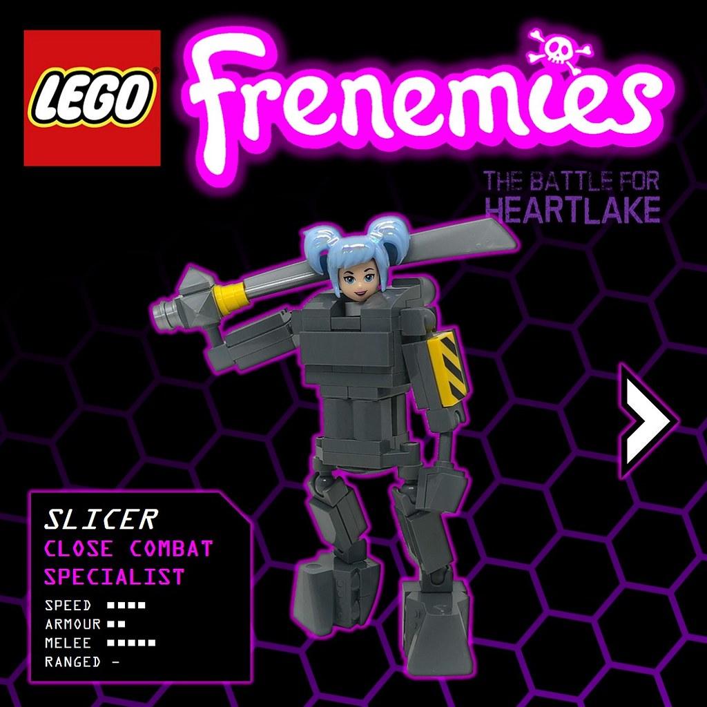 LEGO Frenemies