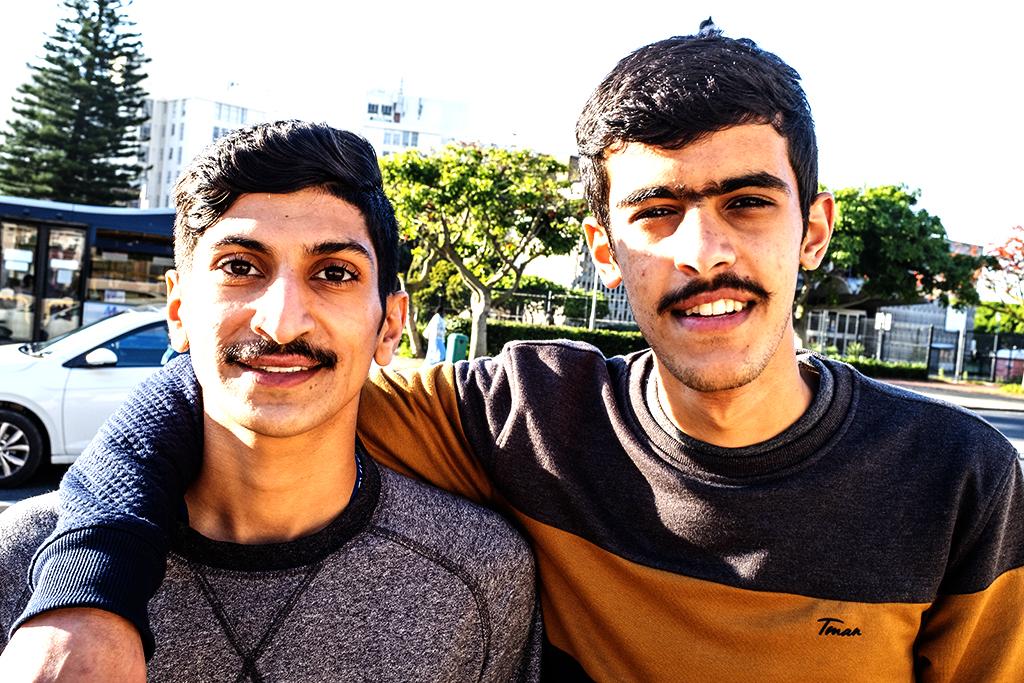 Saudi Arabian visitors on 8-6-21--Cape Town