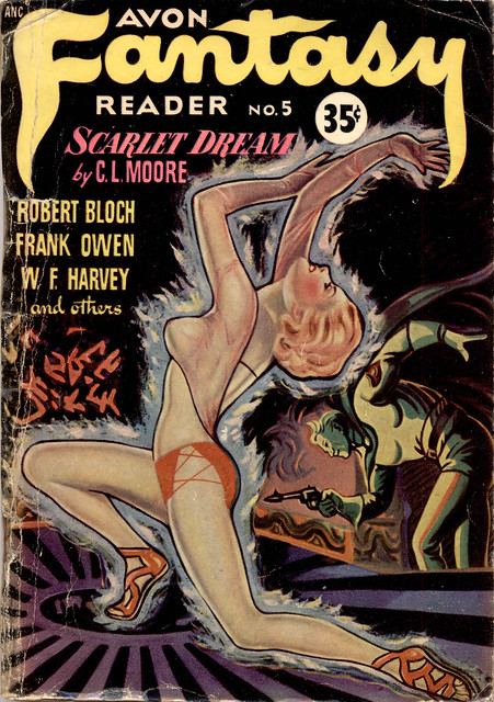 Avon Fantasy Reader 5 - 1948