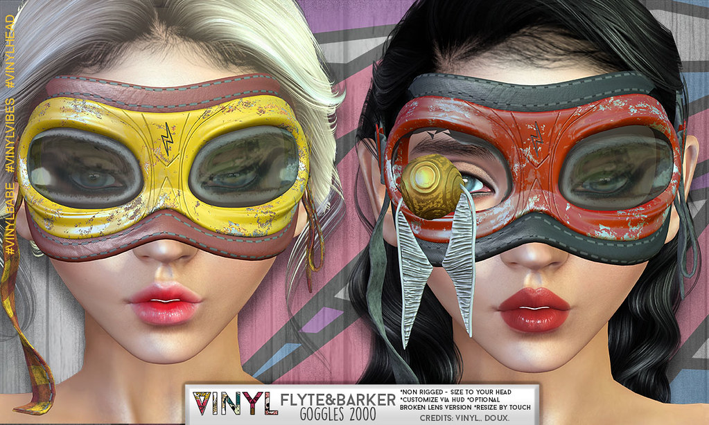 Vinyl @ Wizarding Faire Sponsor & Winners