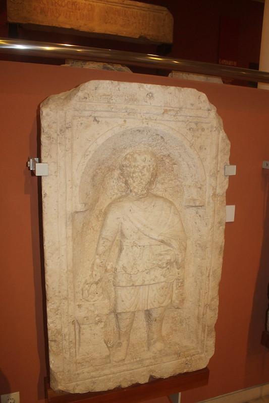 Relief of Mucius Scaevola