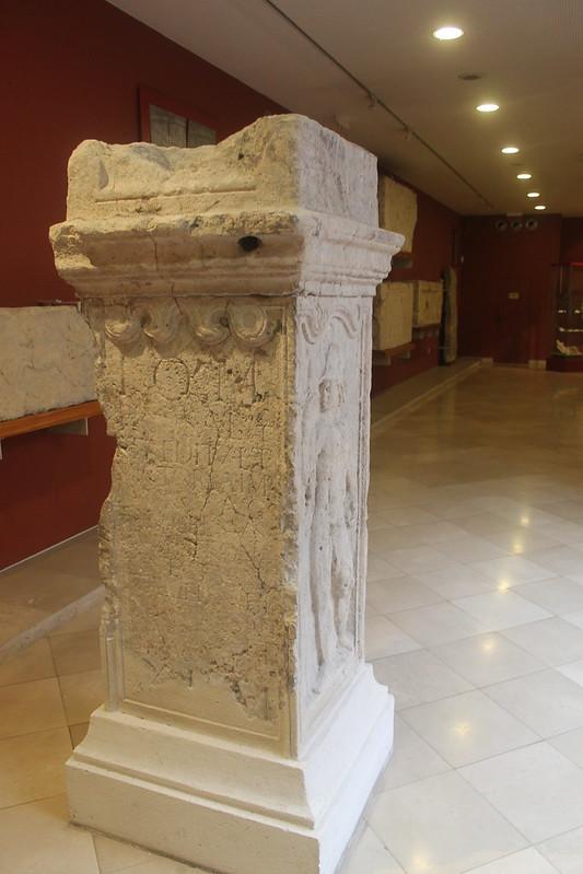 Altar to Jupiter and Welfare of Marcus Aurelius and Lucius Verus