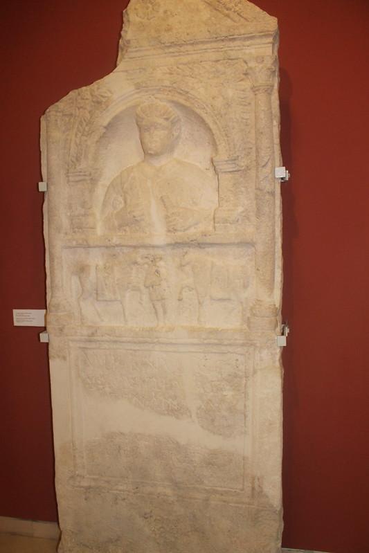 Funerary Monument of Ulpius Enubico
