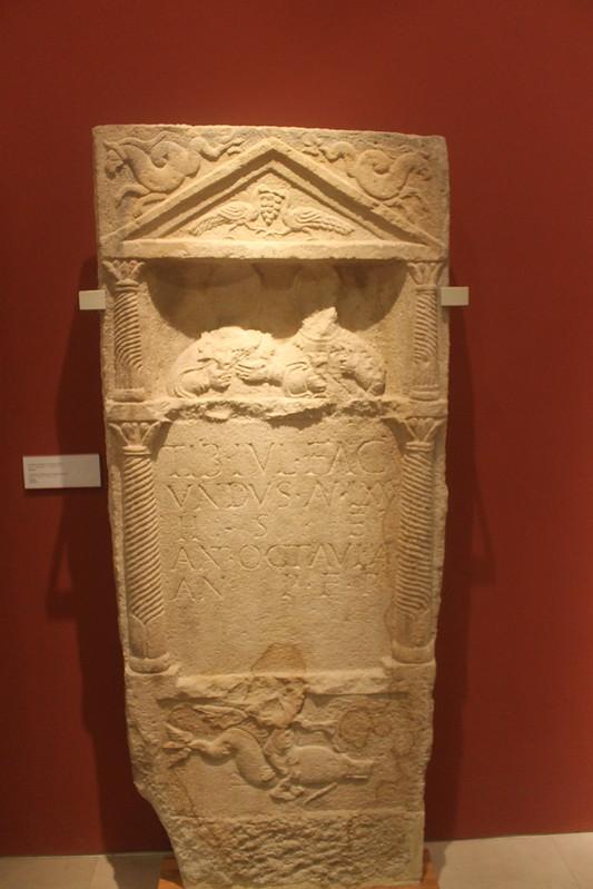 Funerary Monument of Ti. Julius Facundus
