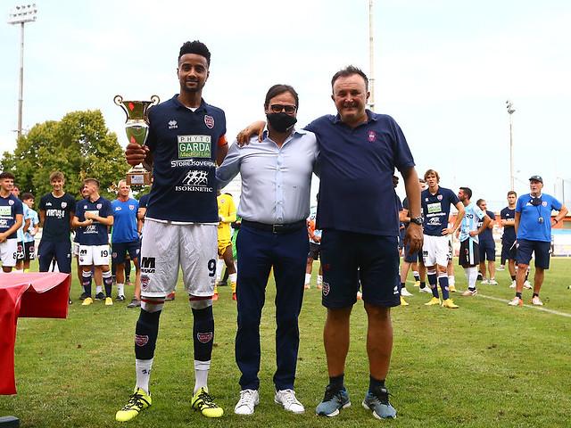 Amichevole Virtus Verona - Legnago 3-1