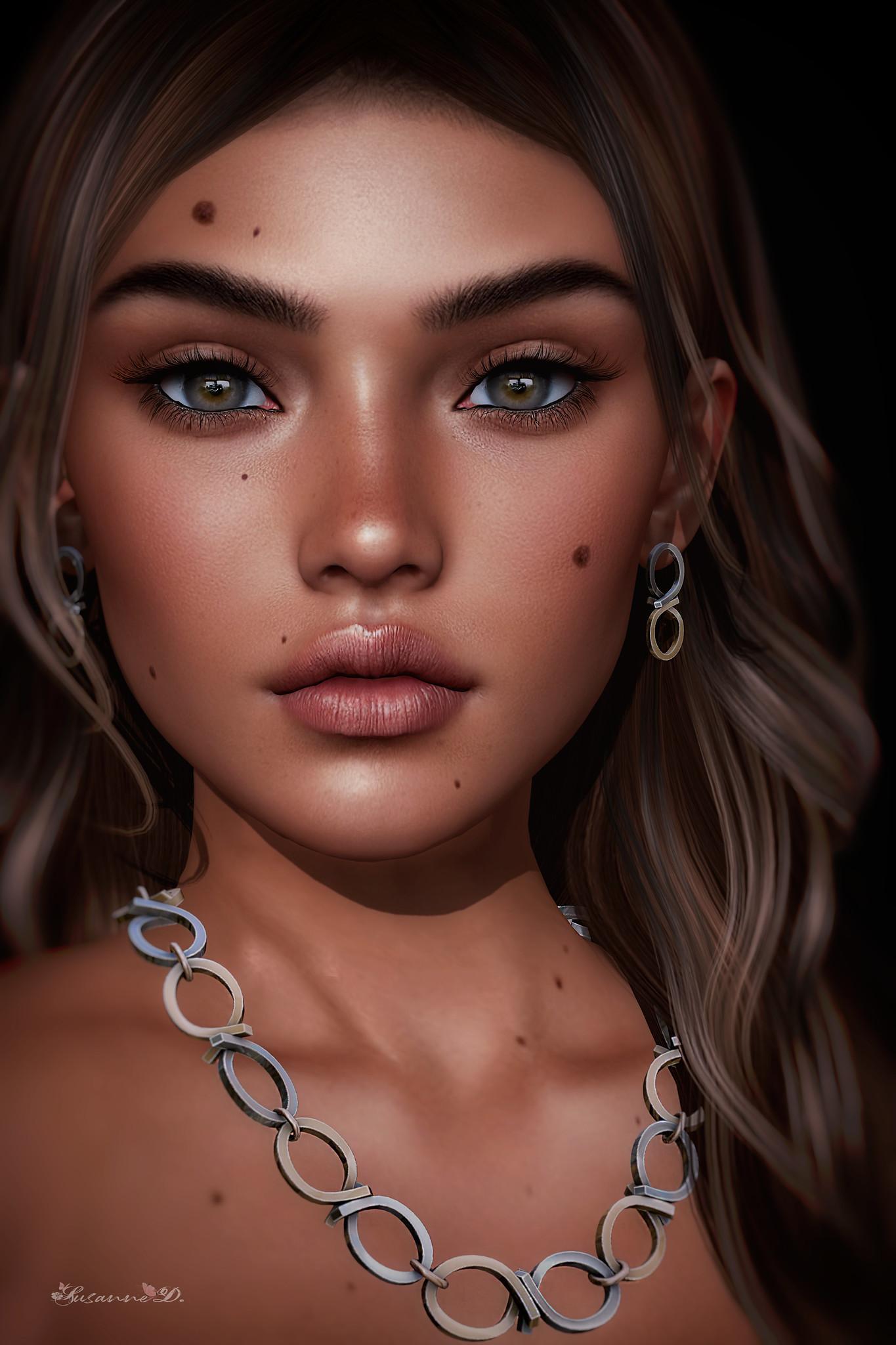 Sylvie Portrait