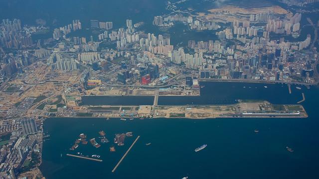 Development of Former Kai Tak Airport   Kowloon   Hong Kong
