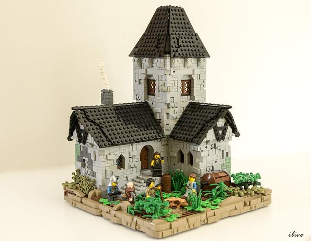 Medieval Holiday Inn