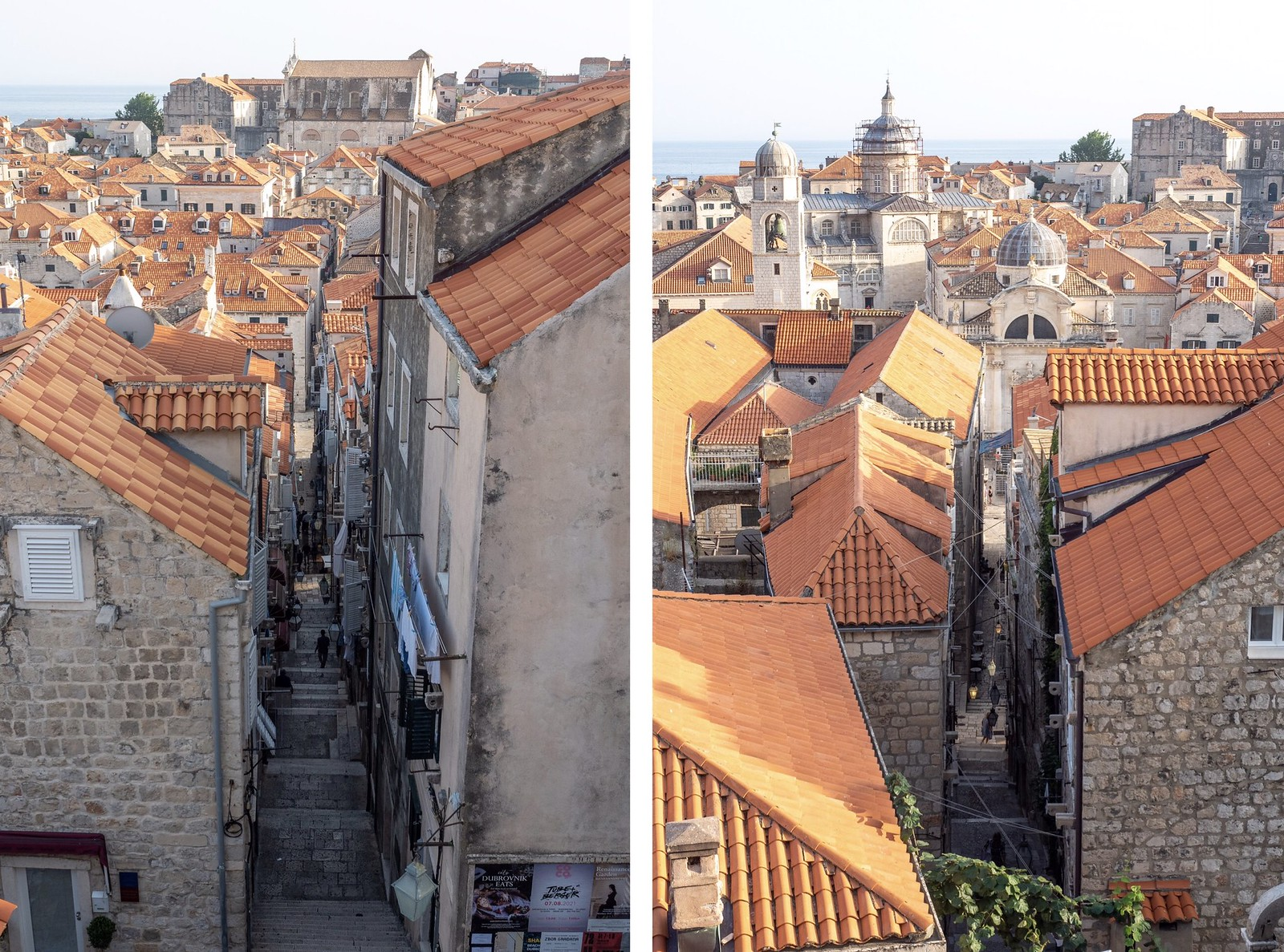 Dubrovnik Old City Wall