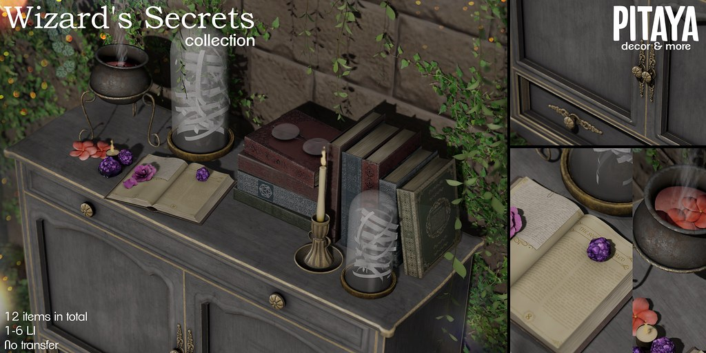 Pitaya – Wizard's Secrets Collection @ Wizarding Faire