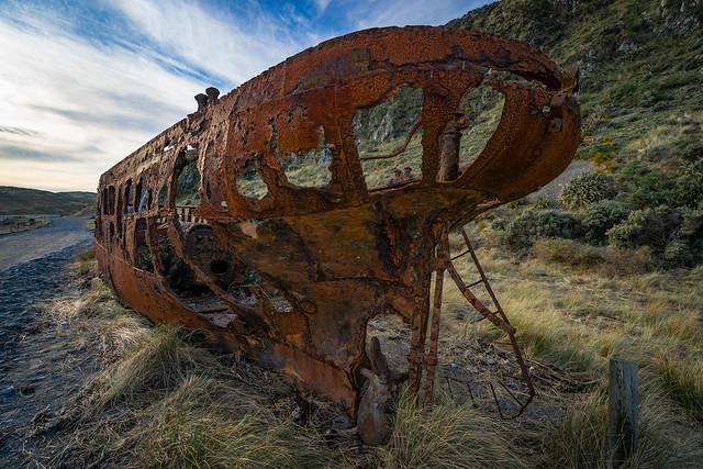 SS Paiaka (Wellington)
