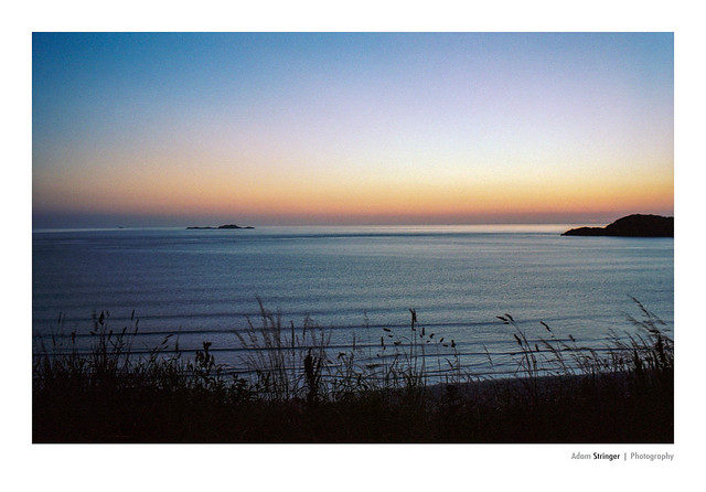 Portra Sunset