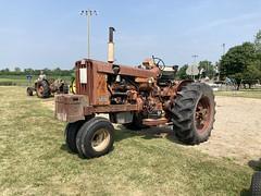 International Harvester type 806 tractor