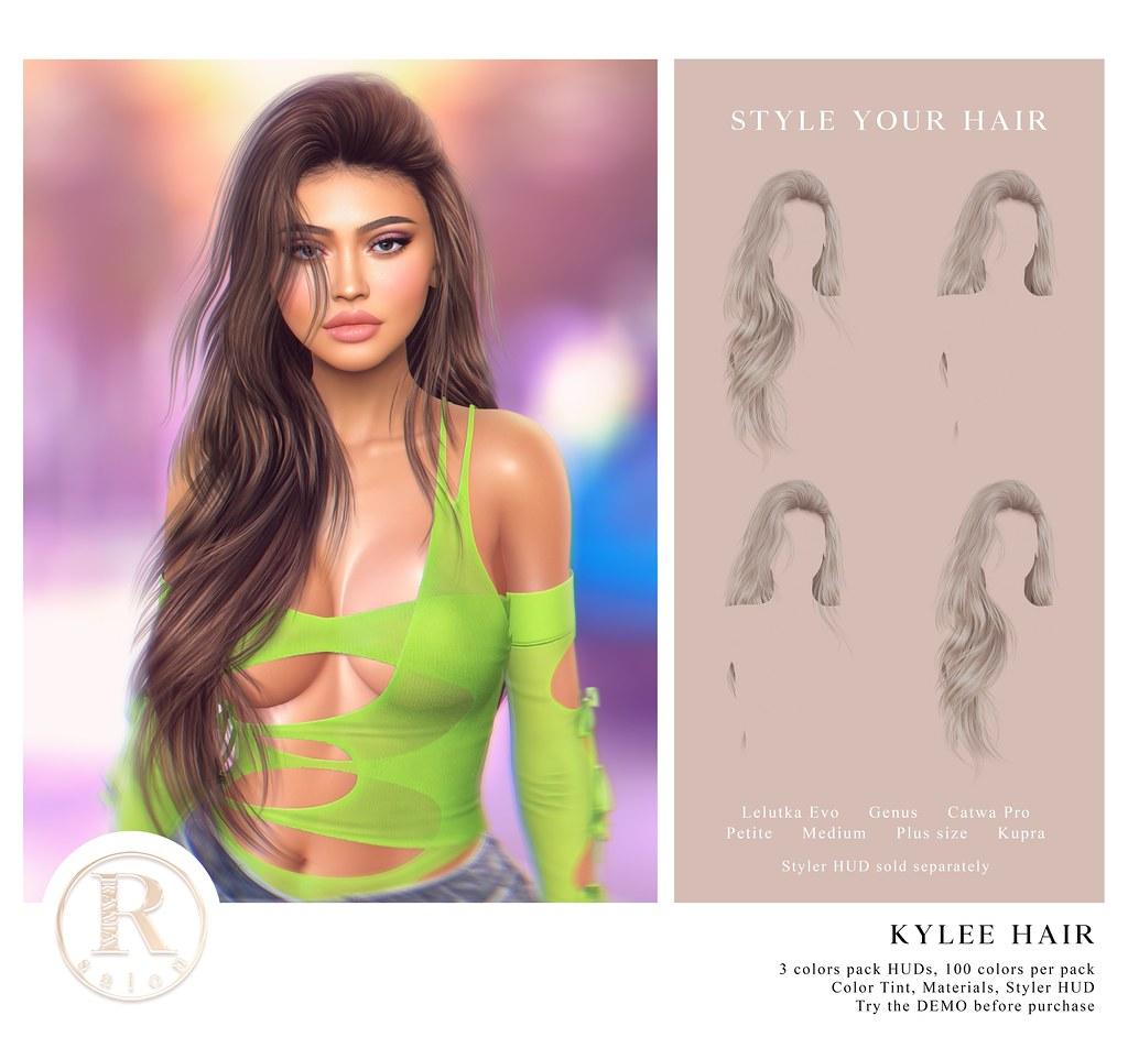 RAMA.SALON – Kylee Hair @ Collabor88
