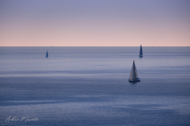 Mar Ligure (Italy)