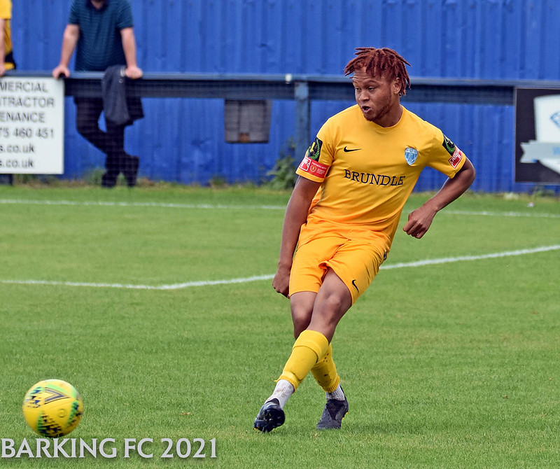 Brentwood Town v Barking FC - Saturday August 7th 2021