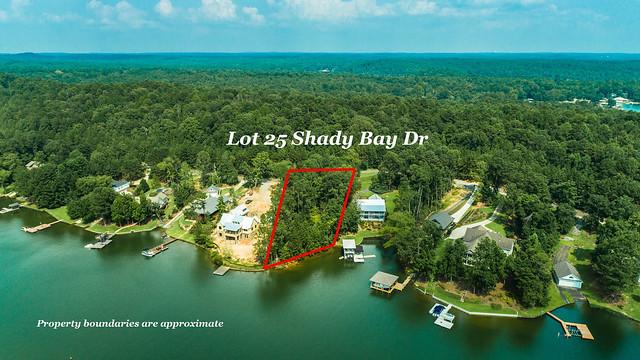 Lot 25 Shady Bay Drive