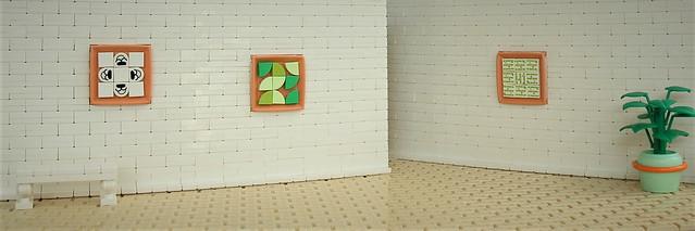 Cubist art museum