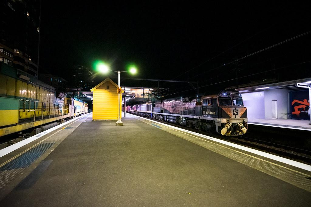 Dead of the Night in Urban Sydney