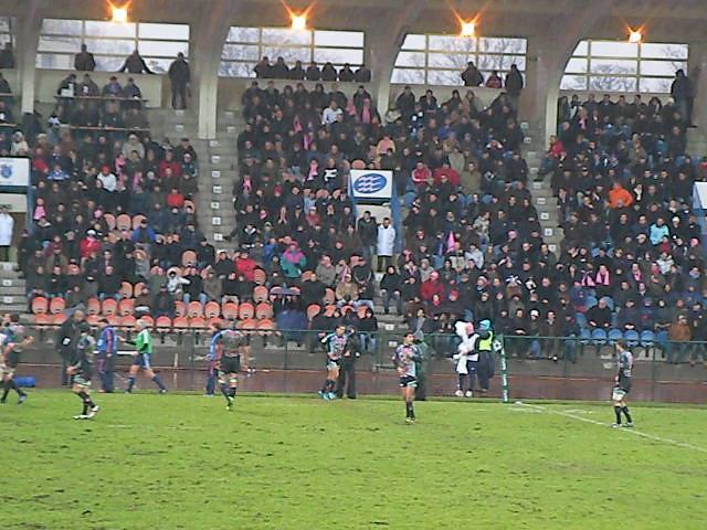 Stade vs Bath - 16 janvier 2010