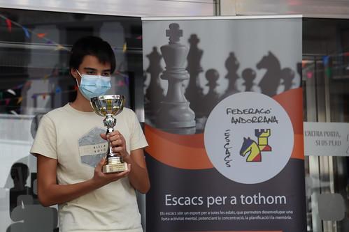 Marató d'Escacs d'Andorra 2021