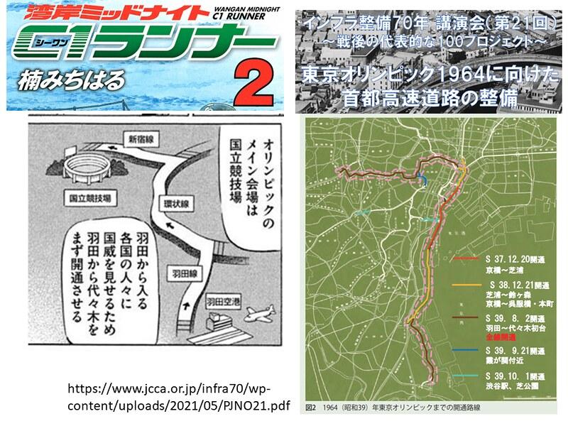 毎日新聞⿊川晋史記者のオリンピックと首都高空中作戦記事 (1)