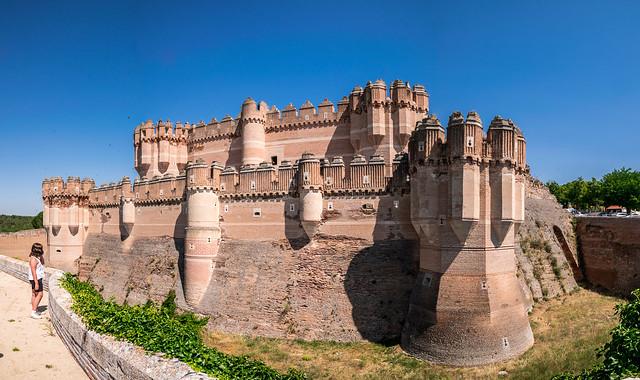 Castillo gótico-mudejar