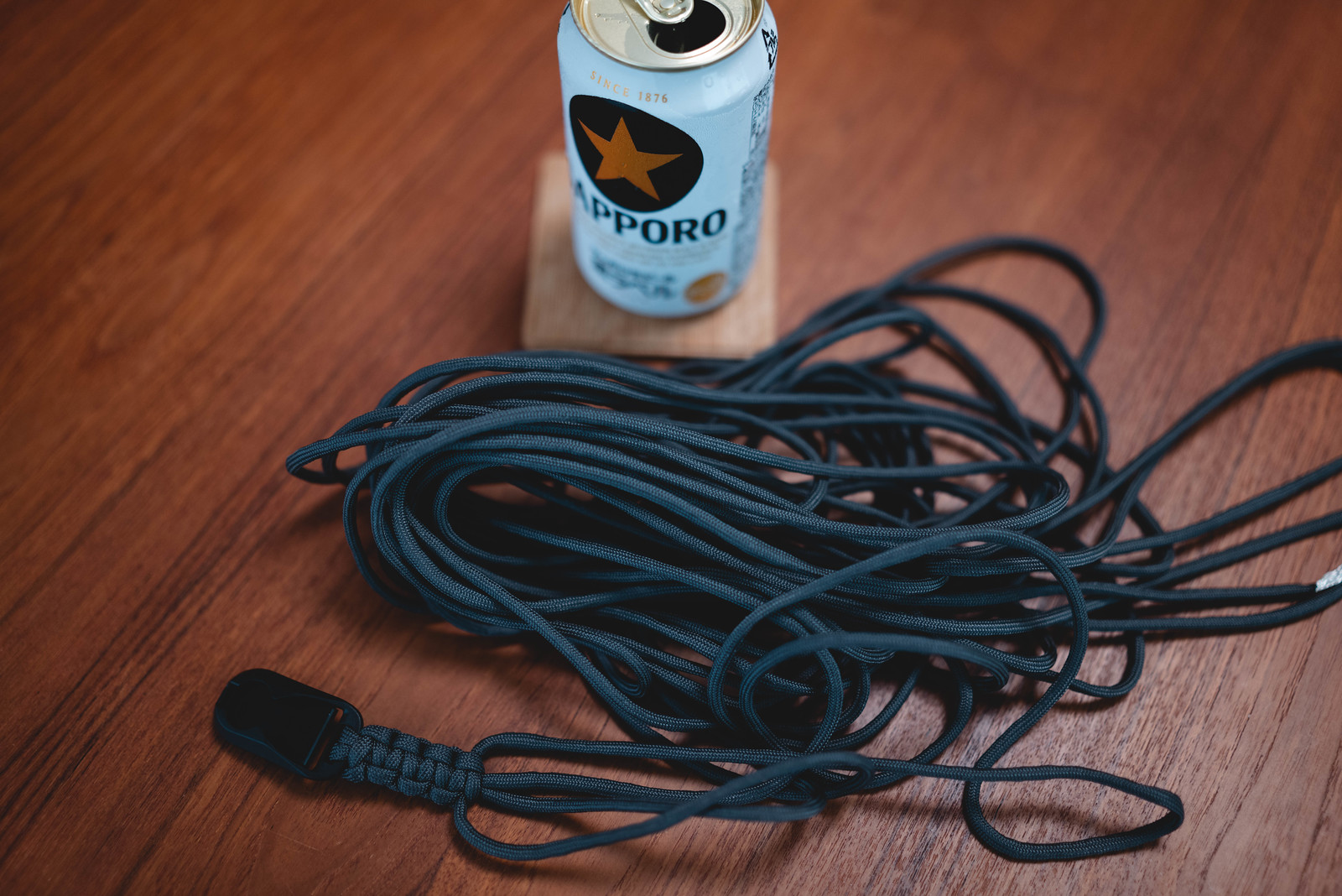 making a camera strap