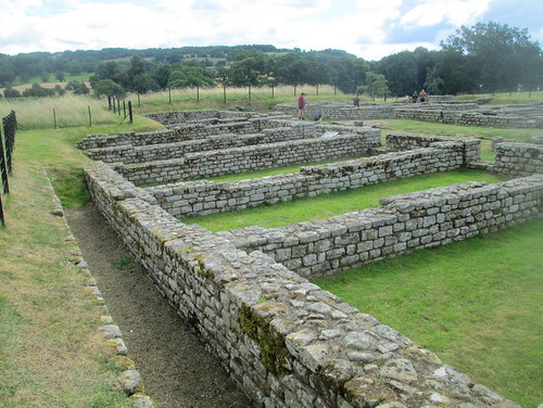 Stables , Chester's Roman Fort, Cumbria