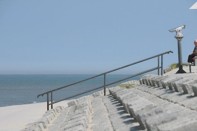 Blick übers Meer - View over the sea