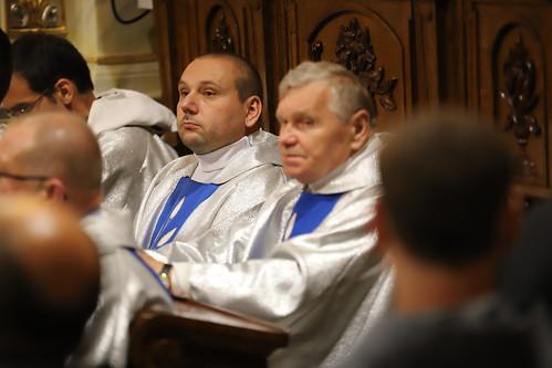 Msza św. w 75. rocznice przybycia Ojców Franciszkanów do Rychwałdu