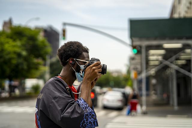 GORDON PARKS PHOTOGRAPHERS COLLECTIVE HARLEM AND SOHO-VILLAGE PHOTO WALK
