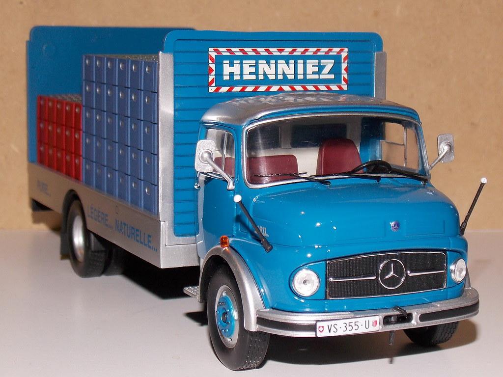 Mercedes Benz L911 – Henniez