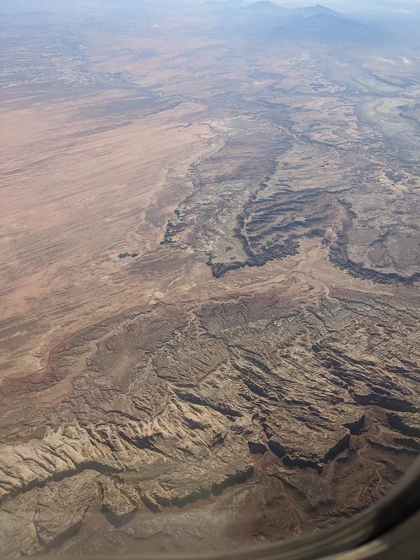 Desert, US west