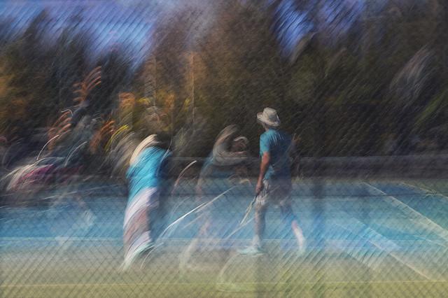 Tumultuous Tennis