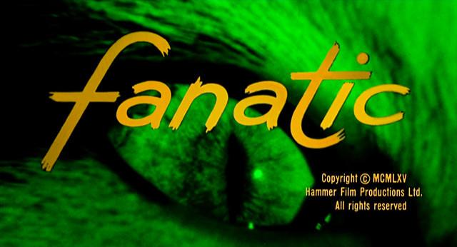 Fanatic / Die! Die! My Darling (Silvio Narizzano, 1965) Title still