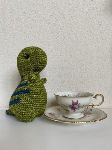 Timothy the Teacup Rex