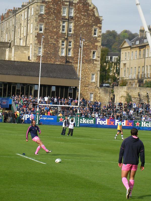 Bath vs Stade - 18 octobre 2009