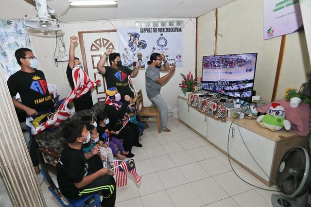 Datuk Azizulhasni Awang Hadiahkan Pingat Perak Buat Malaysia Di Olimpik Tokyo 2020