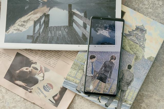 旗艦手機拍照筆記:有著Xperia 1 III的日子,隨手即是講究生活 | 20