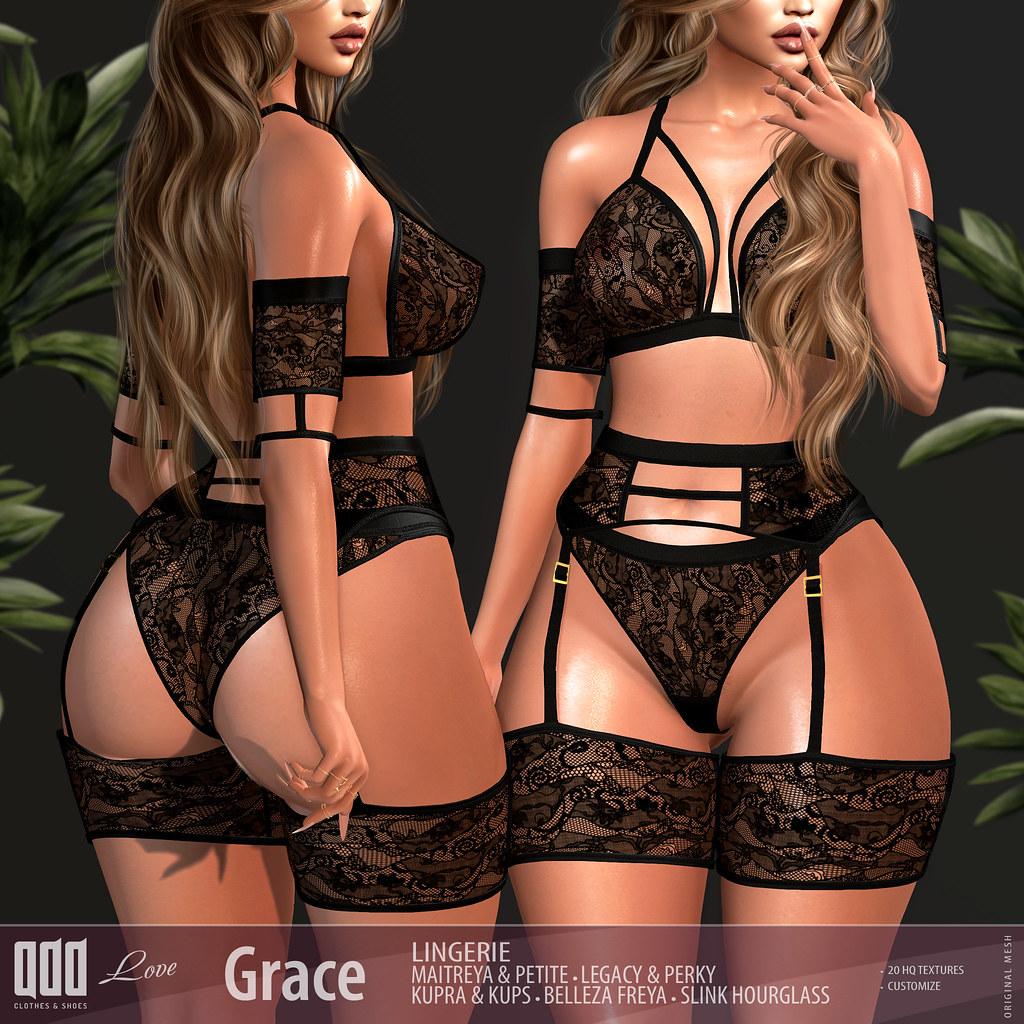 New release – [ADD] Grace Lingerie