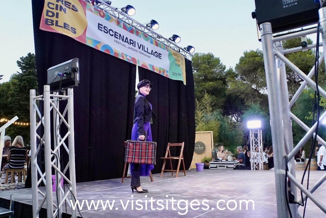 Sergio Dalma en el Festival Jardins de Terramar 2021