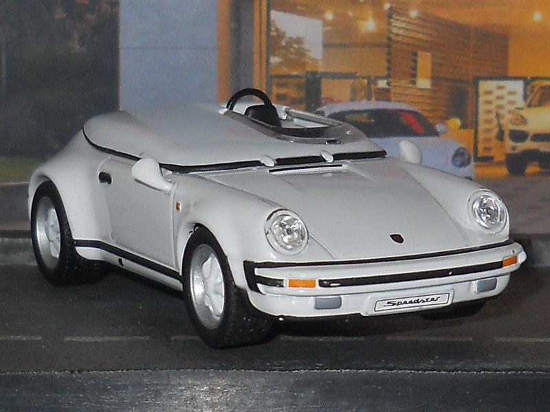 Porsche 911 Speedster Racer – 1987