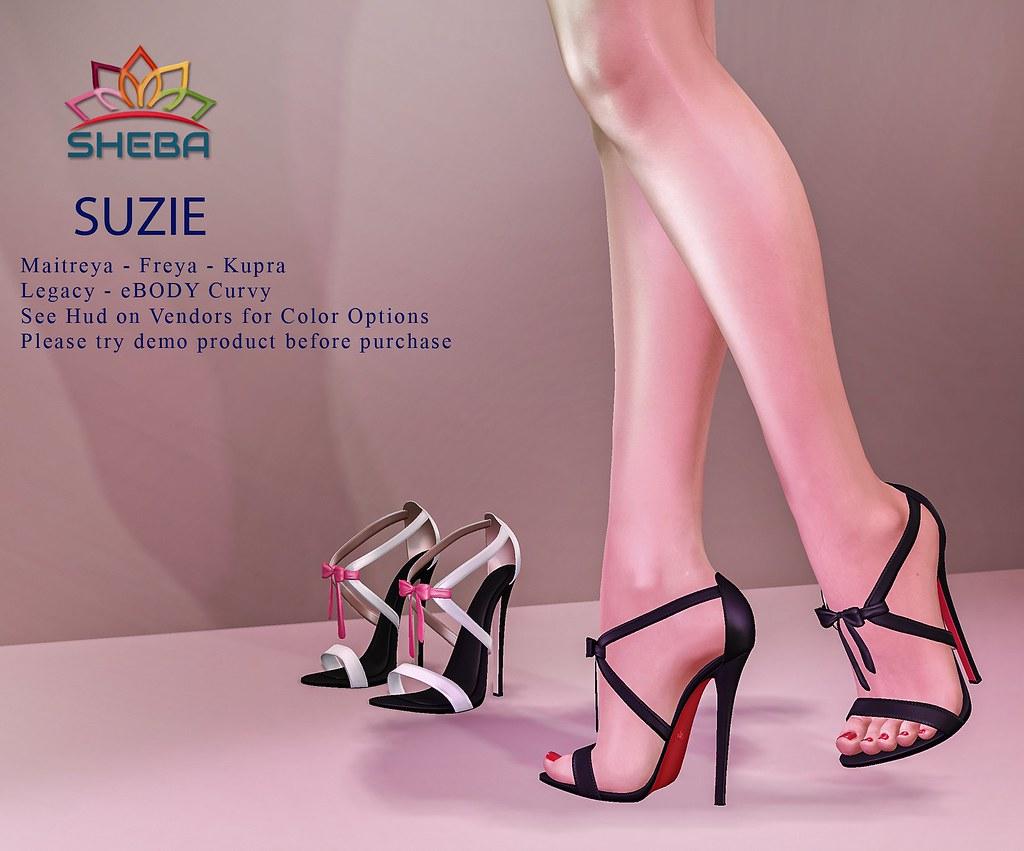 [Sheba] Suzie Heels