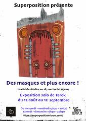Exposition « Des masques et plus encore ! »