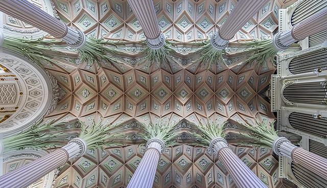 Nikolaikirche in Leipzig in explore-